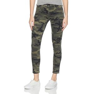 Miss Me Vintage Camo Ankle Skinny Jeans Size 28